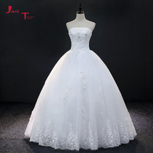 Jark Tozr None Train Bridal Gowns Wedding Dresses