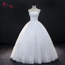 Jark Tozr None Train Bridal Gowns Wedding Dresses