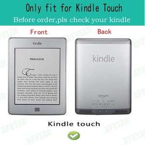 Чехол-книжка для Amazon Kindle Touch 2011 2012, с магнитной застежкой