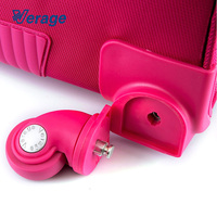 Verage detachable universal wheel trolley luggage accessories luggage suitcase luggage wheel replacement luggage wheels Rubber