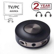 цены на Avantree Bluetooth Transmitter World First Dual link LOW LATENCY Supported Wireless Audio Adapter for TV headphones - Priva III  в интернет-магазинах