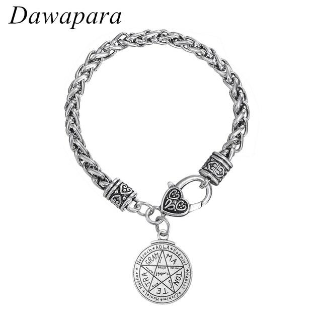 Dawapara talisman for love tetragrammaton pentacle pendant dawapara talisman for love tetragrammaton pentacle pendant supernatural kabbalah pagan wiccan jewelry carter bracelet female aloadofball Choice Image