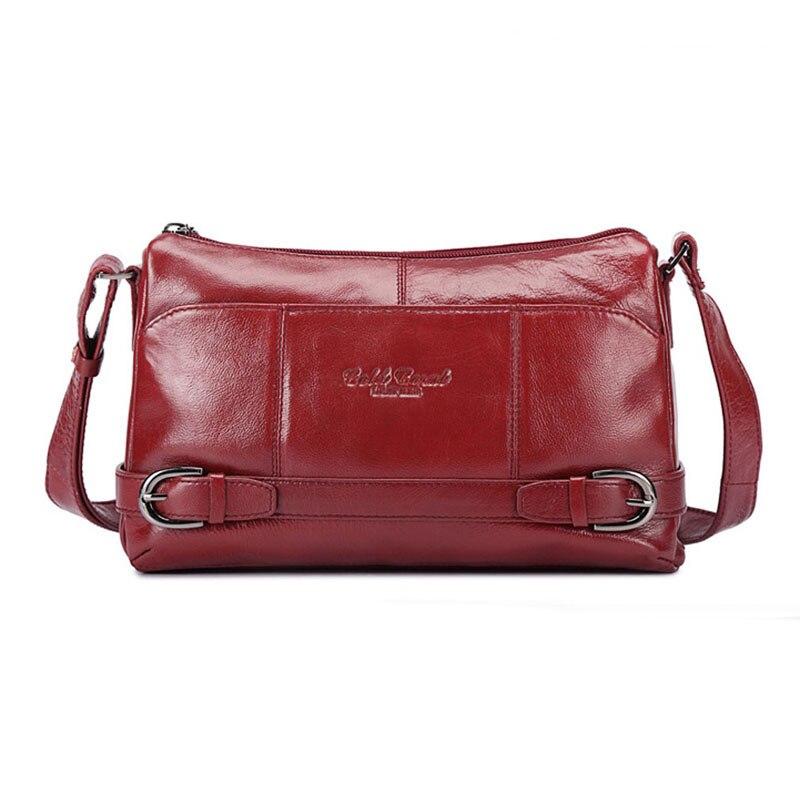 все цены на Men New Vintage Genuine Leather High Quality Business Messenger Single Shoulder Bag Cigarette Case Phone Bags wallet