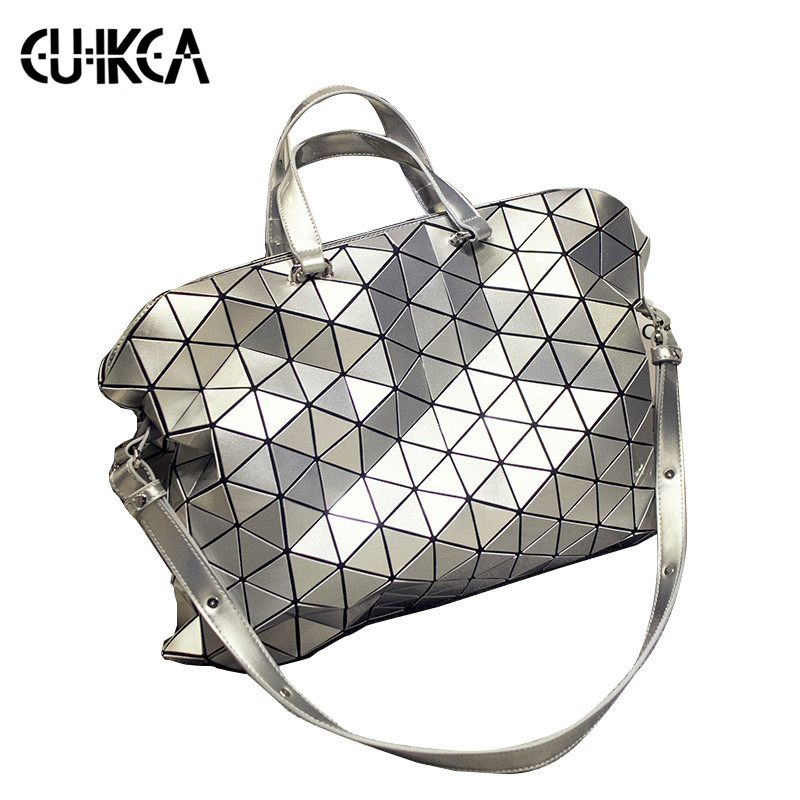 Hot Sale Fashion Geometric Handbag Womens Handbags Designer Sequins Mirror Plain Shoulder Bag Folding Pillow Bags TotesHot Sale Fashion Geometric Handbag Womens Handbags Designer Sequins Mirror Plain Shoulder Bag Folding Pillow Bags Totes