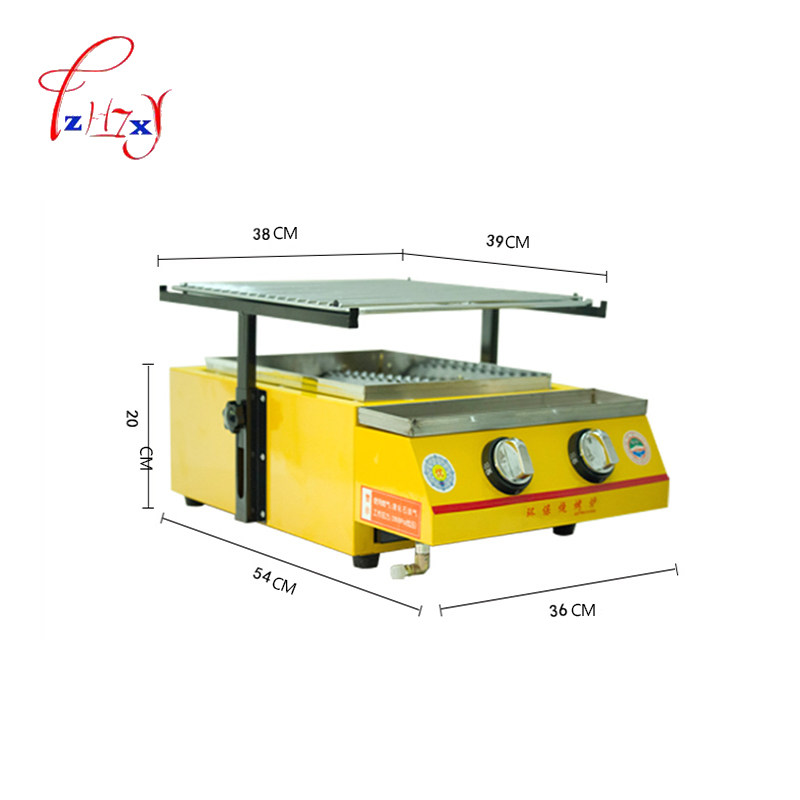 Portable stainless steel gas barbecue flat environmental - Portable dishwasher stainless steel exterior ...