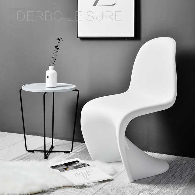 Classic Design  S Shape Chair 5