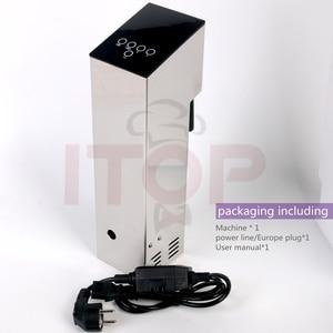 Image 3 - Ce 110 v da máquina do alimento de processamento da baixa temperatura do fogão lento do circulador comercial da imersão da máquina de cozimento de itop sous vide 240 v