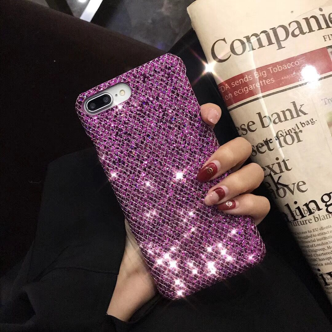 Image 5 - 20PCS Fashion Glittering Case for Vivo X9Plus Phone Case for Vivo x9s Plus Hard Shell for Vivo X20 Plus Back Cover for Vivo X21-in Half-wrapped Cases from Cellphones & Telecommunications