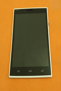 Image 3 - الأصلي شاشة اللمس + شاشة lcd + الإطار ل thl T6C 5.0 بوصة mtk 6580 رباعية النواة شحن مجاني