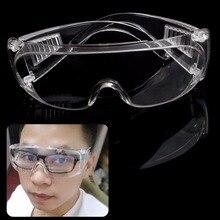 Прозрачные вентилируемые защитные очки для защиты глаз Защитные лабораторные противотуманные очки Сварочная маска