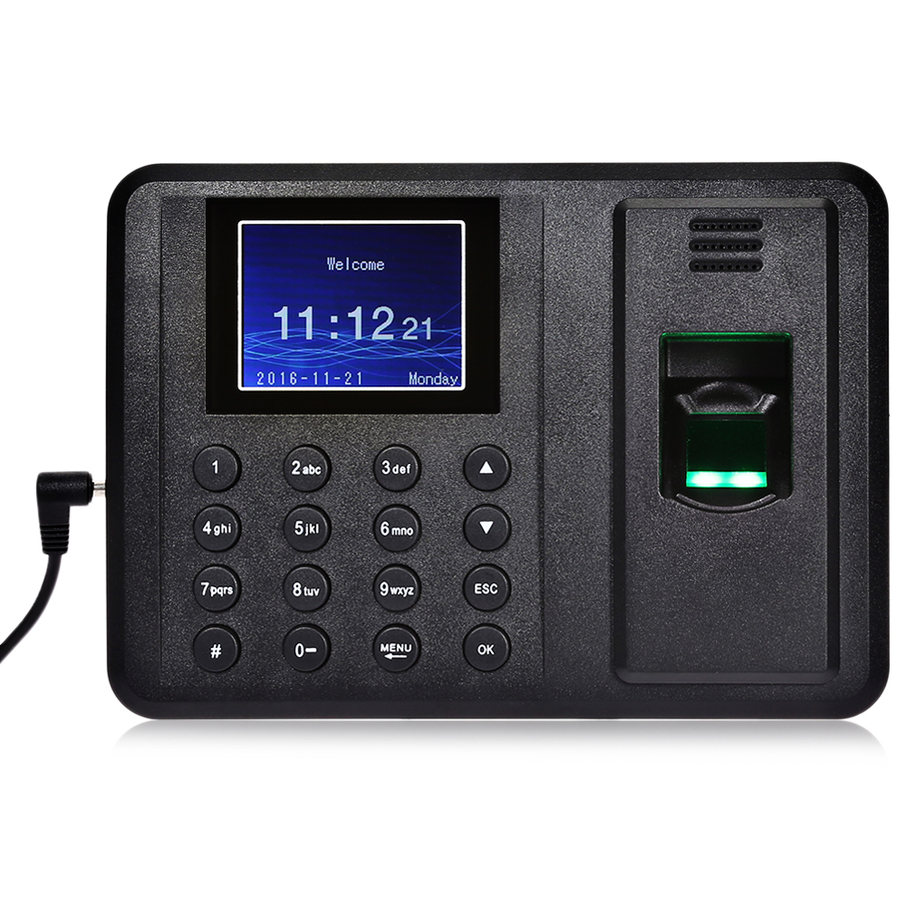 Danmini A8 2.4 inch TFT Biometric Digital Fingerprint Time Attendance Clock Employee Payroll Recorder Reader Machine for Company велосипед stels navigator 310 gent 28 2017