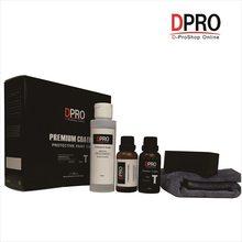 Conjunto de revestimento para carro, revestimento líquido nano para polimento de carro anti-risco 160ml kit para 2 carros