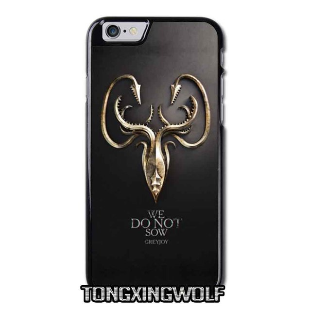 Game of Thrones Cover Case for IPhones Samsung Edge Note Grand Prime Neo Duos