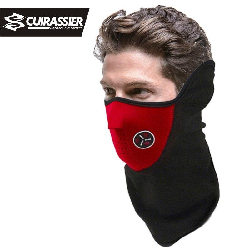 New Cheap Neoprene Neck Warm Helmet Half Face Mask Winter Veil For Sports Bike Bicycle Motorcycle Ski Snowboard Free Shipping