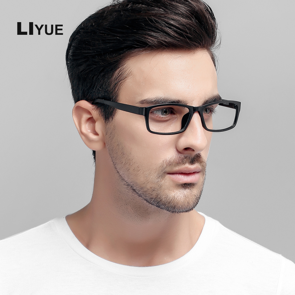 ULTEM- Tungsten Anti Computer Laser Lodhje Lodhje-rezistente ndaj rrezatimit për syze burra Syzet e syzave Sheshi Kornizë Oculos 2126