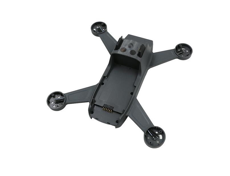 Original DJI SPARK Body Shell Repair Parts Chassis Middle Frame Components (Excluding electrical, Motor)