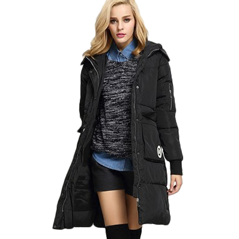 High Quality Black Padded Coat Promotion-Shop for High Quality ...