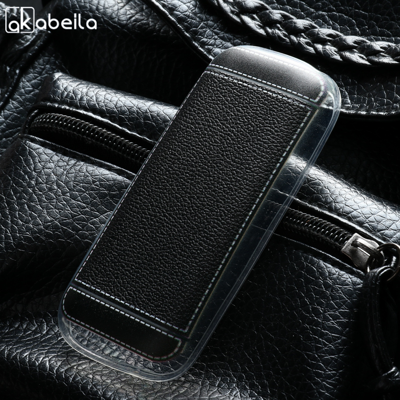AKABEILA Lichee TPU <font><b>Case</b></font> Cover For <font><b>Nokia</b></font> <font><b>105</b></font> <font><b>2017</b></font> <font><b>Case</b></font> Silicon Cover for <font><b>Nokia</b></font> <font><b>105</b></font> (<font><b>2017</b></font>) <font><b>105</b></font> <font><b>2017</b></font> TA-1010 <font><b>Case</b></font> Protector image