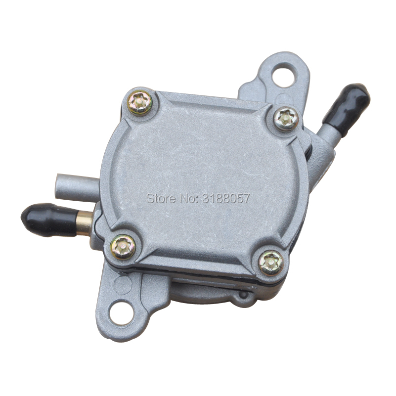 Vacuum Fuel Pump For 50 125 150cc Jonway Tank Znel Lance Scooter Moped ATV Quad