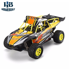 K929B 1/18 Remote Control High Performance 70 KM/H Truck Car 2.4 GHz 4 Wheel Drive Off-road Desert Vehicle Drift Racing RC Car