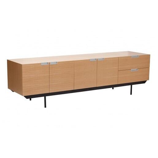 Nordic Sideboard Sideboard TV Cabinet Living Room Cabinet Designer Classic  Nordic Model Room Furniture