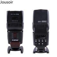 Цифровой flash ttl специальной фотографической лампа Топ flash CY 450C CD50
