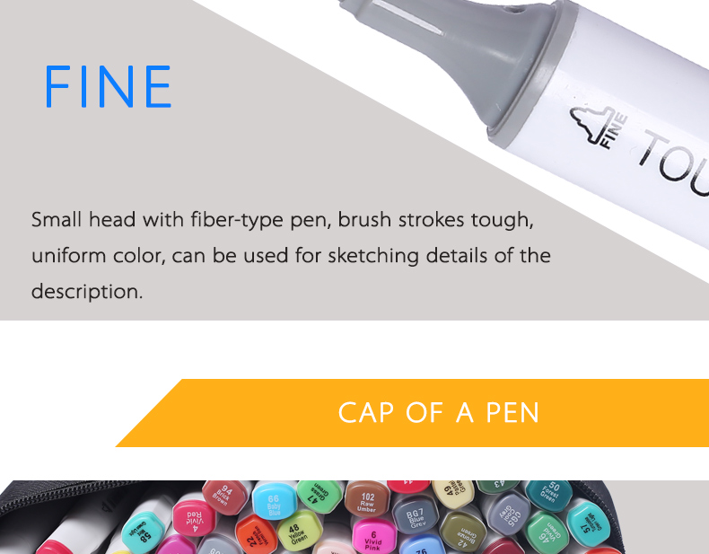 High Quality design art markers