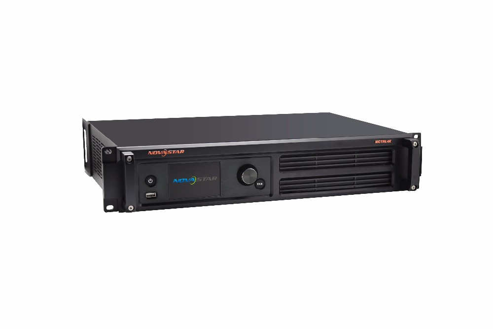 Controlador NOVASTAR MCTRL4K run big pixel 3840x2160 @ 60Hz ETHERNET USB