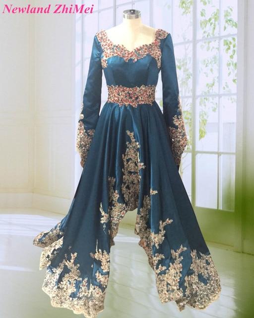 Gala En Feestjurken.Hot Sale Arabic Long Evening Dresses 2018 Avondjurken Gala Jurken