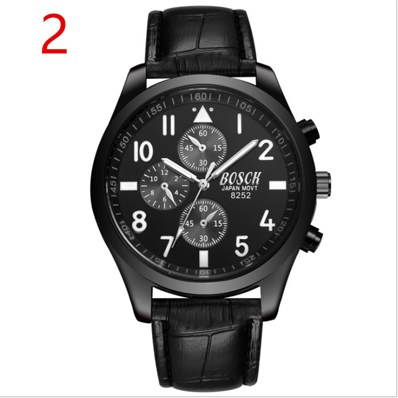 Mens Watch Waterproof Adult Mechanical Sports Tide Korean YouthMens Watch Waterproof Adult Mechanical Sports Tide Korean Youth
