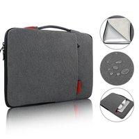 ICozzier 13 13 3 Inch Laptop Sleeve Handle Strap Briefcase Side Pocket Case Bag Protective Bag