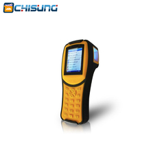 Biometric guard patrol with Fingerprint Verification and 2G 3G GPRS real time data transmission