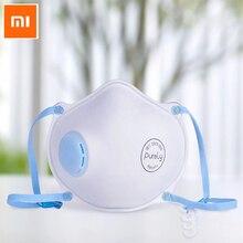 Xiaomi чисто воздушный замок Маска Анти-загрязнения 3 в комплект с маской эффективная защита чисто маска дышащая инновационная для лица