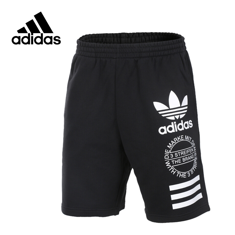 Original New Arrival Official Adidas Originals SWEATSHORTS LA Men's Shorts Sportswear BQ0927 original new arrival 2018 adidas originals 3 4 pt ac men s shorts sportswear