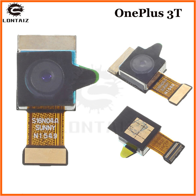 Voor oneplus 3 drie oneplus 3 3T A3000 A3003 Rear Terug big Camera Module Vervanging