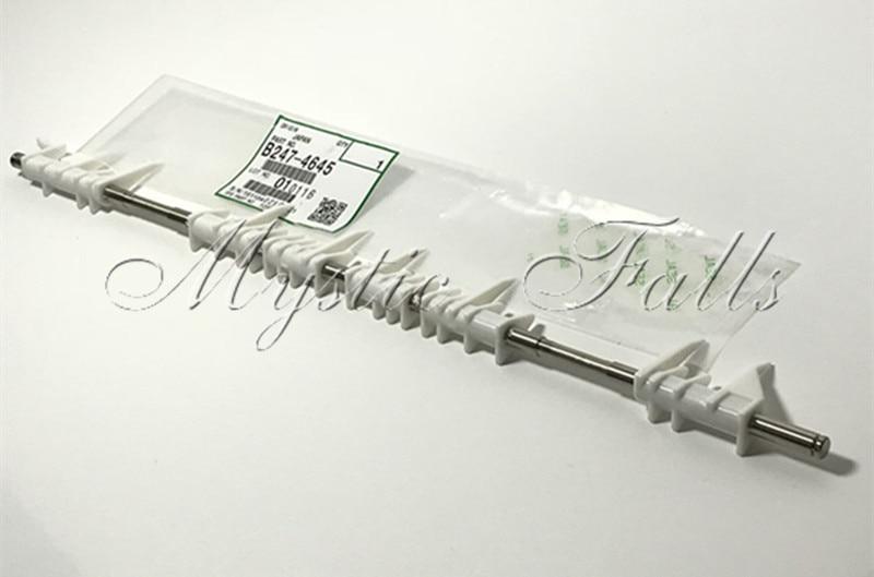 1X B247-4645 Genuine New Reverse Gate Pawl for Ricoh Aficio 1075 2075 MP5500 MP6500 MP7500 AF2075 AF1075 MP6001 MP7001 MP8001 new toner supply seal cartridge felt hopper seal for ricoh for aficio 1060 1075 2051 2060 2060sp 2075 ap900 mp 5500 6500 7500