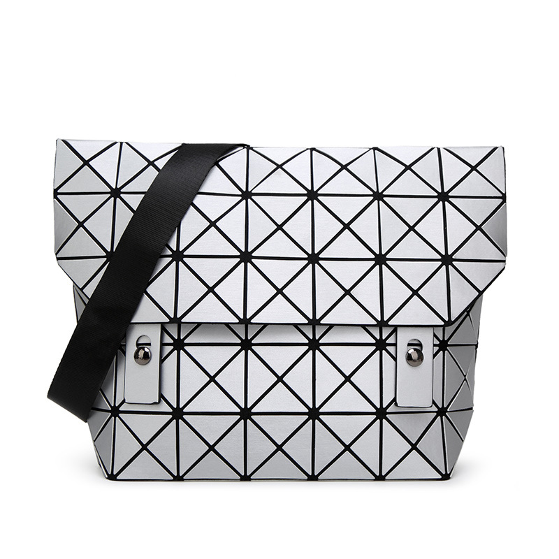 New Fashion Bao Bao Women Changeab sac baobao Bag Diamond Tote Geometry Quilted Shoulder Bags Saser Plain Folding bolso Handbags baobao bag women folded geometric plaid bag bao bao fashion casual tote women handbag mochila shoulder bag top handle sac a main