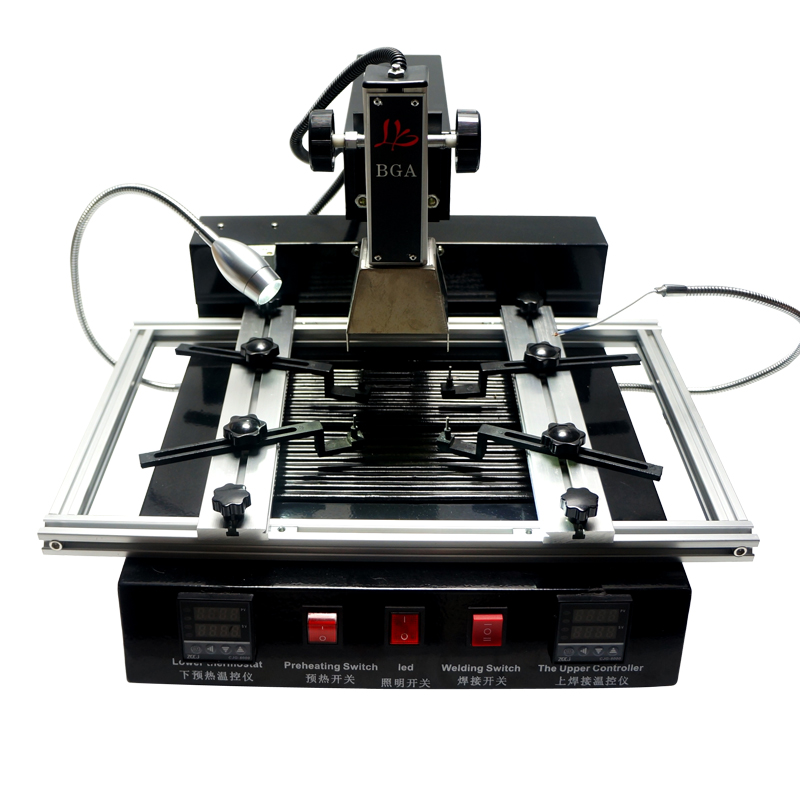 Infrared BGA rework machine LY M770 soldering station Free tax to Russia цена