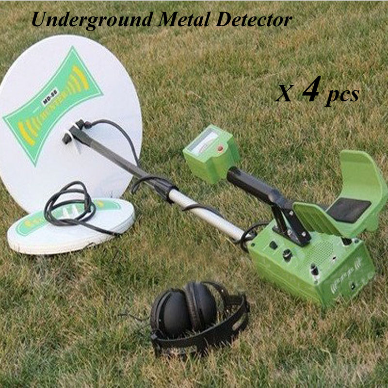 4pcs/lot Underground Metal Detector/ Nugget Finder/ Gold Detector/ Treasure Hunter with 5m Detecting Depth MD-88 балаклава dc 15 16 nugget gold