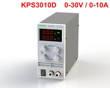 switch power, KPS3010D Adjustable High precision double LED display switch DC Power Supply protection function 30V10A 110V-230V