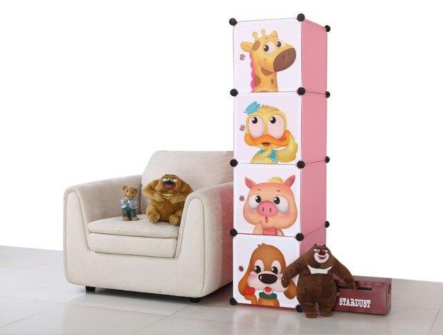 Kids Bedroom Wardrobe online shop cute pink pp diy kids bedroom wardrobes cloth wardrobe