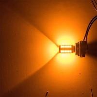 smd 5630 led ASLENT 1157 P21/5W BAY15D Super Bright 33 SMD 5630 5730 LED auto brake lights fog lamp car daytime running light stop bulbs 12V (5)