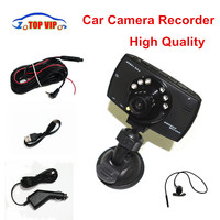 5pcs Lot DHL Free Car Camera Recorder 140 Degree Wide Angle Full HD 1080P Car Camera