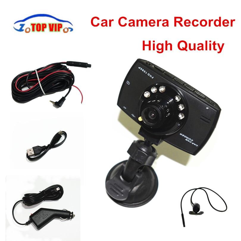 5pcs Lot DHL Free Car Camera Recorder 140 Degree Wide Angle Full HD 1080P Car Camera