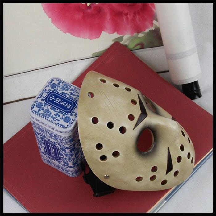 Livraison gratuite films de qualité supérieure Jason Voorhees masque Jason Freddy masque de hockey festival partie tueur Halloween mascarade masque - 6