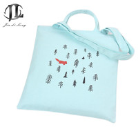 Large Reusable Grocery Tote Bag Big Foldable Shopping Bag Canvas Cotton Ecobag Leisure Daily Beach