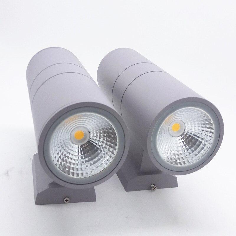 Mur W36 Lumière 6 Ip65 Face 260vac Émettant 90 W24 Surface W Double Une Led W18 Lampe De Extérieure Montée En W10 W30 tshQrdC