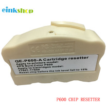 einkshop For epson P600 Chip Resetter for Epson Surecolor SC- Printer  T7601-T7609 Cartridge SC-P600