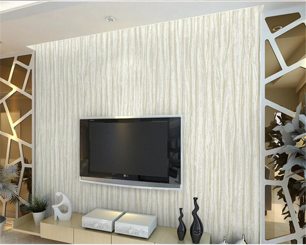 beibehang 2017 Modern simple fashion personality plain wood pattern nonwoven home improvement works papel de parede 3d wallpaper beibehang modern fashion personality