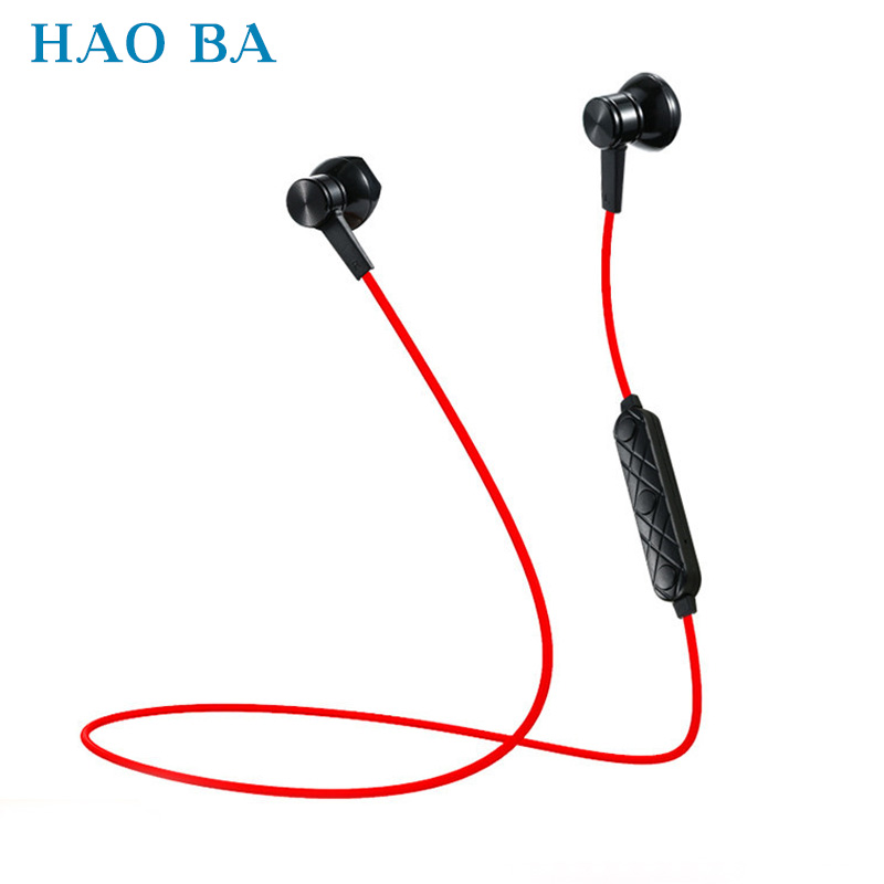 i8 Bluetooth Earphone with Mic Sport Wireless Earphones Stereo Magnetic Headset Earbuds bass sports Phone for Xiaomi Samsung цена и фото